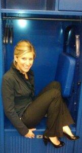 Peyton Manning's locker?